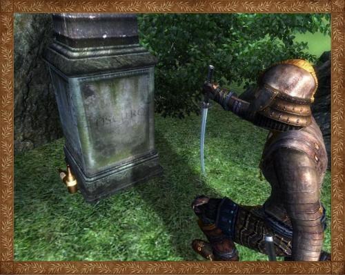 Глобальные моды для Oblivion - усовершенствуй игровой мир