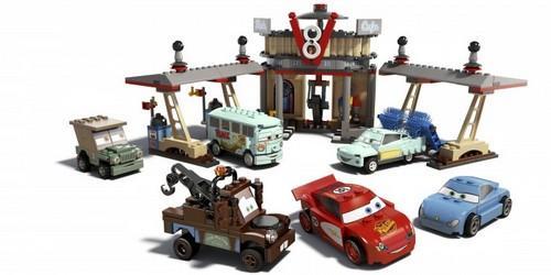 Лего Тачки