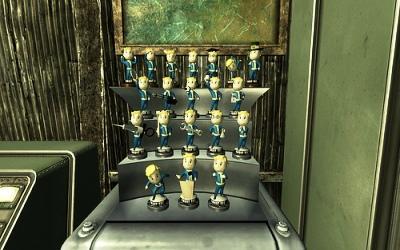 пупсы на карте в Fallout 3