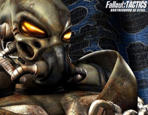 Прохождение Fallout tactics