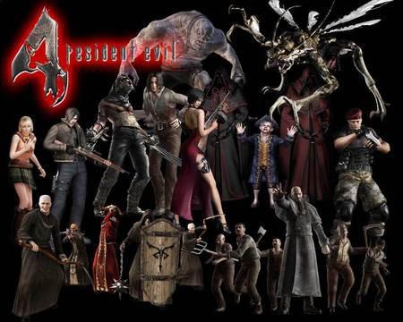 Прохождение Resident evil 4 - практичные советы