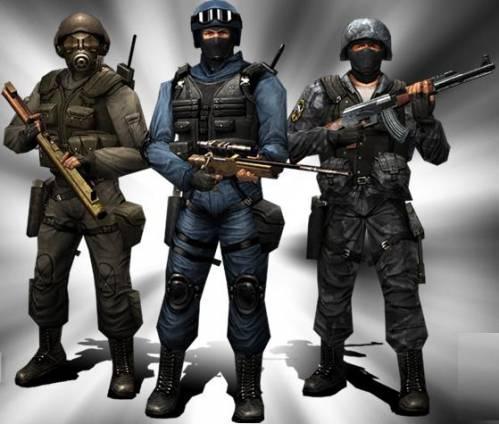 Играющие в counter strike