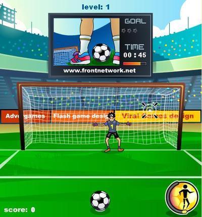футбольные флеш игры