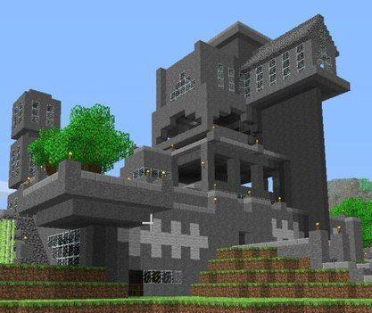 печь в Minecraft