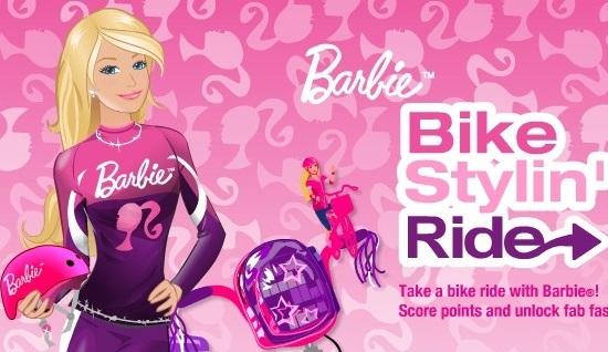 Игры Для Девочек Про Барби Видео